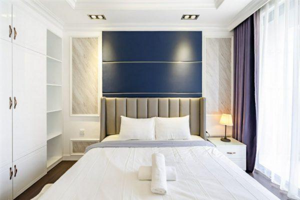 phòng ngủ căn hộ richhome