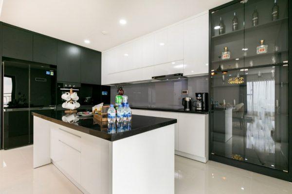 bếp căn hộ saigon royal