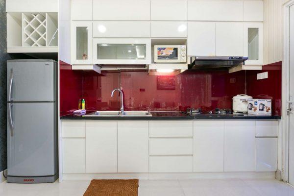 bếp căn hộ sunrisecity