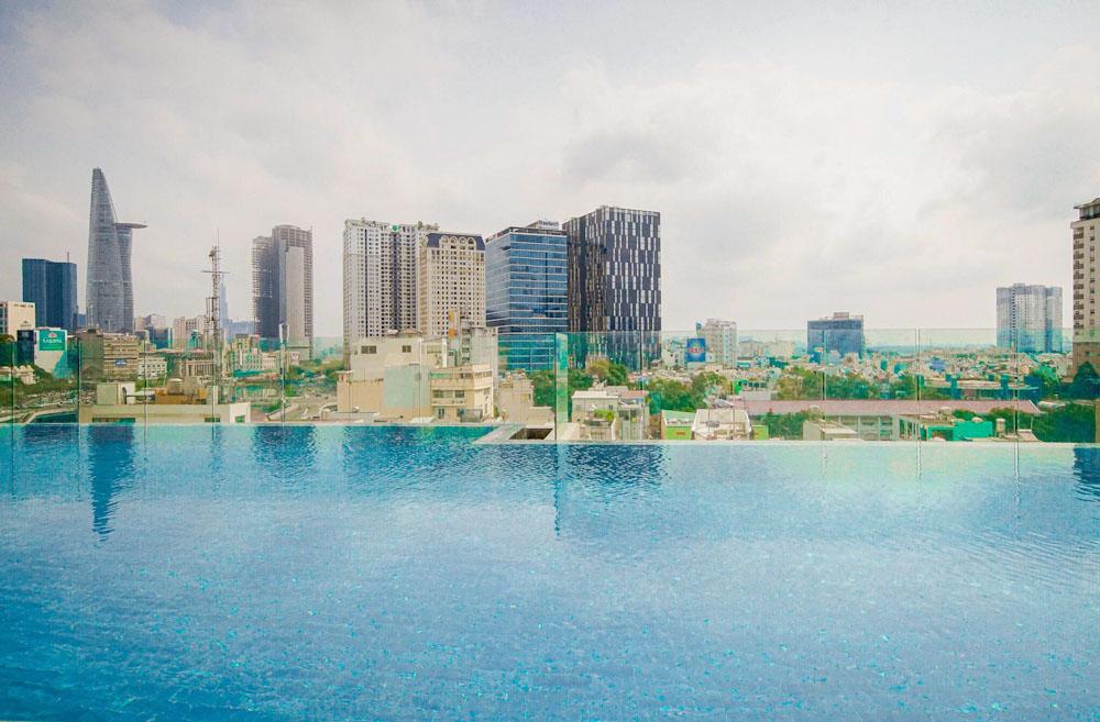 hồ bơi millennium quận 4