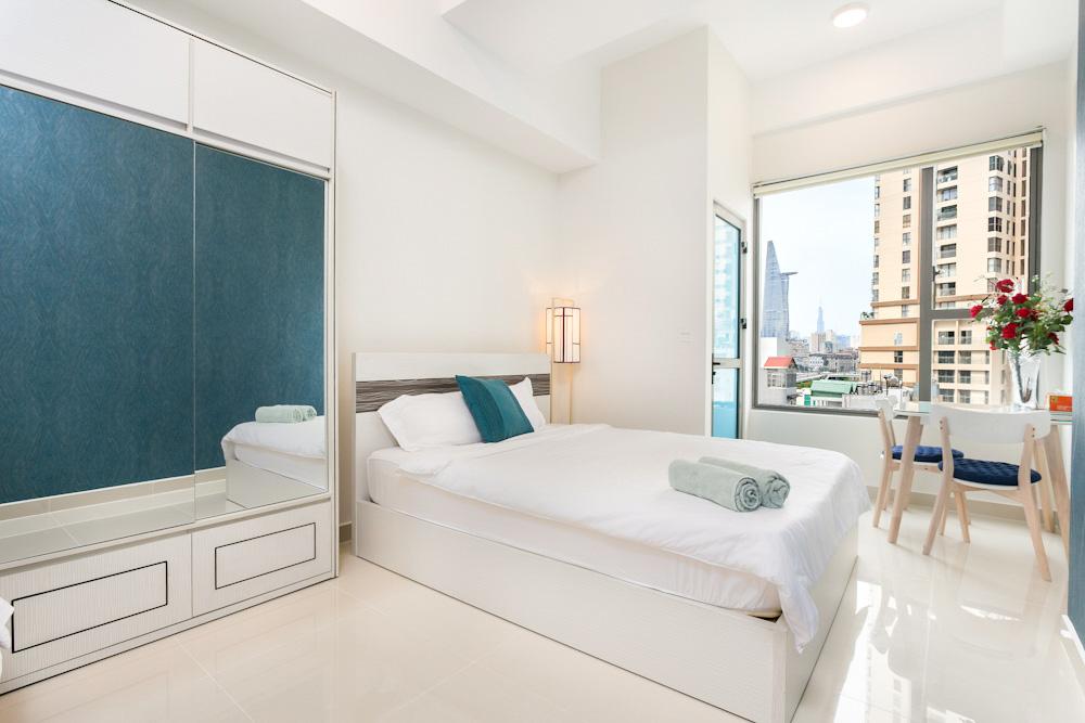 Rivergate Cho Thuê Căn Hộ Studio 2 Giường Theo Ngày Quận 4