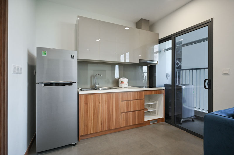 phòng bếp eco green theo ngày